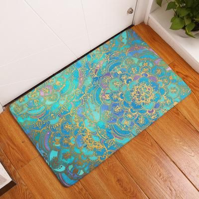 Henna Welcome Rugs Jala Noor Henna Welcome Rugs Jala Noor India Home Decor Indian Indianfashion Indiand Rugs On Carpet Polyester Rugs Flooring