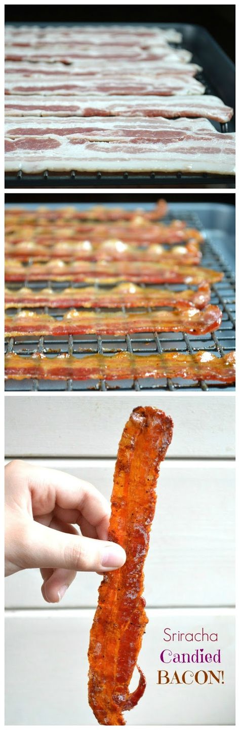 How To Make Candied Bacon - Sriracha Candied Bacon!