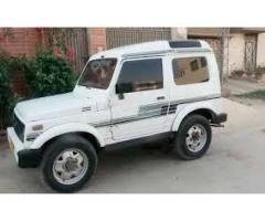 Suzuki Potohar Jeep For Sale In Good Amount Rare To See On Road Suzuki Suzuki Samurai Jeep