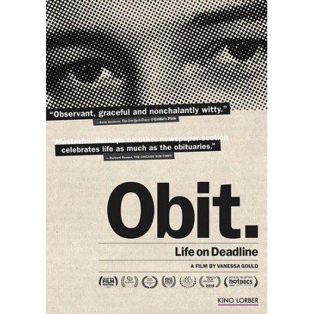 Obit (DVD)
