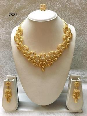 acheter de nouveaux prix imbattable charme de coût Collier Or – Anshul Bijoux   gold in 2019   Gold necklace ...