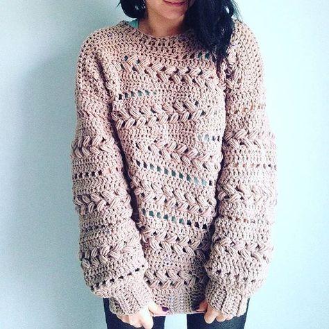 Modèle De Chandail Au Crochet Débutant Gratuit Pour 2019