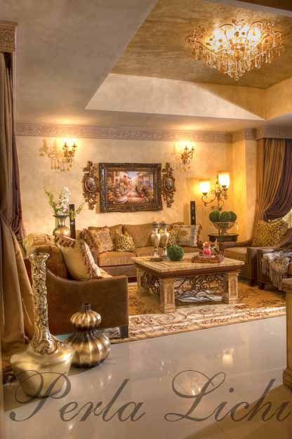 Residential Interior Design | Perla Lichi InternationalPerla Lichi  International