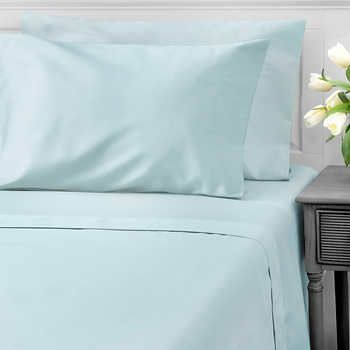 Goodrest Organic 6 Piece Sheet Set With Images Bed Sheet Sets