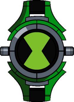 Omnitrix Original Ben 10 Ben 10 Omniverse Ben 10 Alien Force