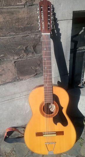 Maison De Ventes Aux Encheres En Ligne Catawiki Juan Estruch Spanish Vintage 12 Strings Folk Guitare Acoustique Guitare Acoustique
