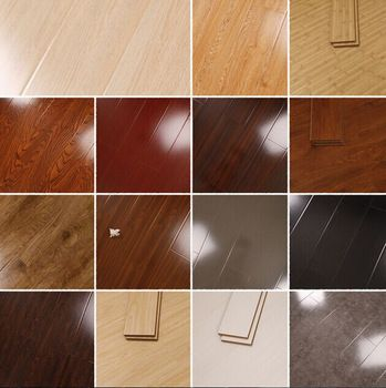 Install High Gloss Laminate Flooring