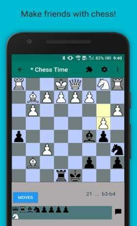Chess Time Pro Multiplayer is a Board Game for android download last