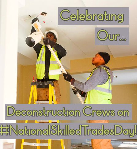 Nationalskilledtradesday Is A Great Time To Tip Our Hats To Our 70