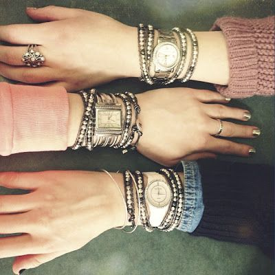 The Lovelee 365 Arm Party Featuring It S A Wrap