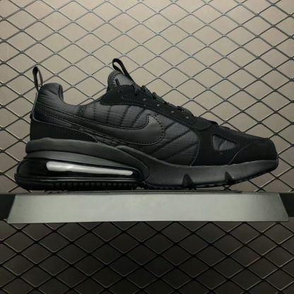 An On Feet Look At The Nike Air Max 270 Futura Black White