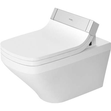 Duravit Durastyle 16 Elongated Wall Hung Toilet Bowl White With