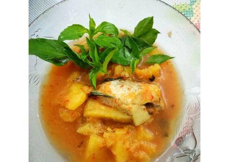 Resep Pindang Ikan Gabus Khas Lampung Oleh Nurul Istiqomah Resep Gabus Resep Ikan Makanan