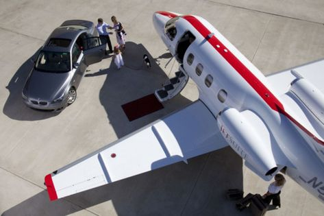 Travel in luxury: JetSuite
