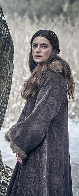 Millie Brady As Aethelflaed In The Last Kingdom 2015 272 X 672