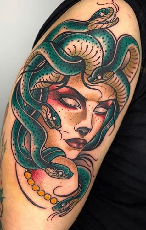 Jan 2020 - Are you thinking about getting a Medusa tattoo or wondering why Medusa tattoos are so popular? This article is all about Medusa tattoos and their meanings.