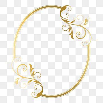 مرآة جميلة زخرفة الإطار الذهبي التوضيح النواقل دوامة مزخرف جزء Png والمتجهات للتحميل مجانا Ornament Frame Geometric Background Frame Decor