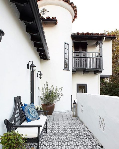 SEE THIS HOUSE: SPANISH REVIVED FOR A $9MILLION DOLLAR SALE! | COCOCOZY