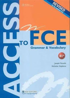 Free Download English Courses Fce Grammar And Vocabulary Teacher Books Vocabulary