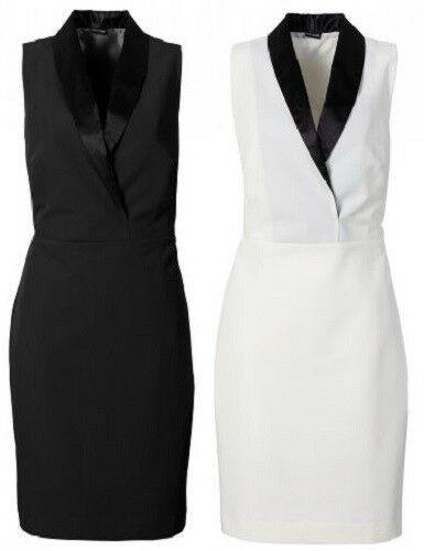 Etuikleid Schwarz Oder Weiss Gr 34 36 38 40 42 44 46 48 Damen Kleid Cocktail Etuikleid Ideas Of Etuikleid Etuikleid In 2020 Etuikleid Modestil Kleider