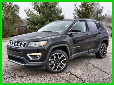 Details About 2018 Jeep Compass Limited In 2020 Jeep Compass Limited Jeep Compass Jeep