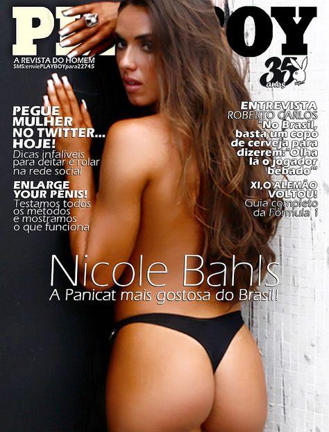 Nicole bahls playboy fotos