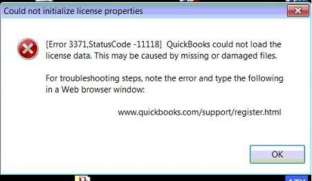 What is QuickBooks Error 3371? | sachin sharma | Quickbooks
