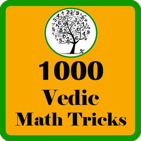 1000 Vedic Math Tricks