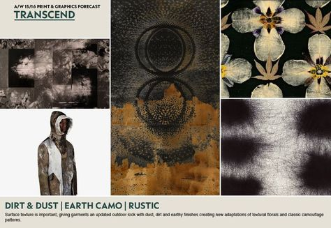 A/W 15/16 Print  Graphics Forecast: Transcend