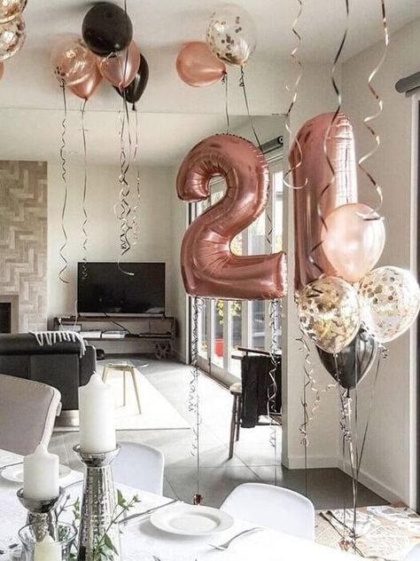 32 Inches Party Numerals Balloon