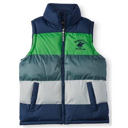 Clothing | Beverly hills polo club, Puffer vest, Big boys