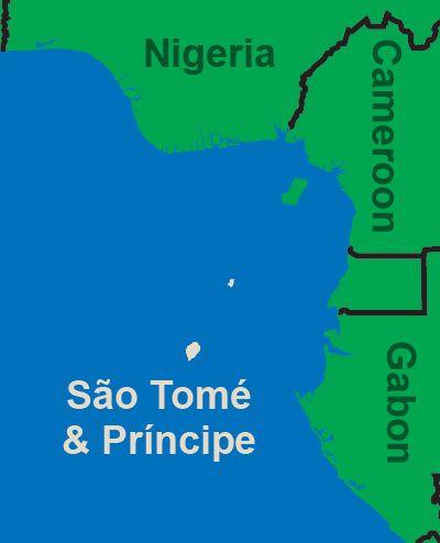 BIMI Sao Tome and Principe Glimpses of Southern Africa