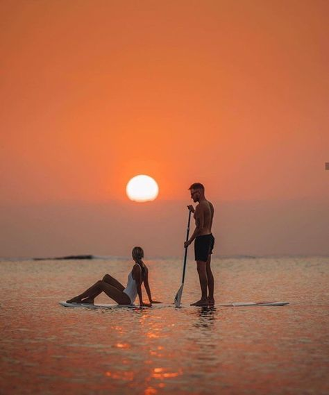 A sunset Stand-Up Paddle Session at this resort is an experience that you will cherish for a lifetime. Location:La Pirogue, A Sun Resort, Mauritius Photo from Hotel Bali, Hotel A Dubai, Mauritius, Stand Up Paddling, Couple Travel, Sup Stand Up Paddle, Destination Voyage, Photos Voyages, Honeymoon Destinations