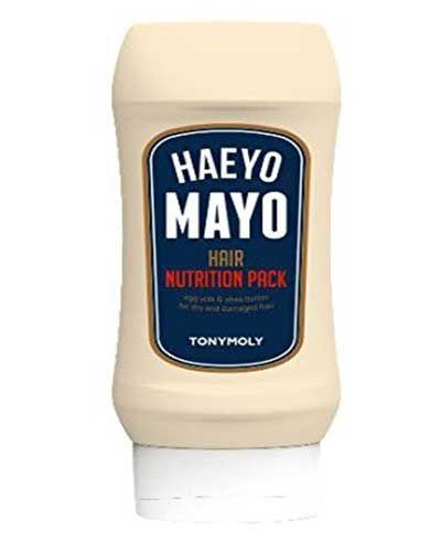 ماسك المايونيز للشعر الجاف و المتقصف افضل 5 منتجات مايونيز الشعر Mayonnaise Mask For Dry And Brittle H Hair Nutrition Nutrition Gold Peak Tea Bottle