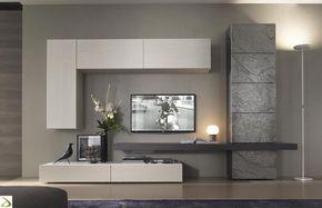 Soggiorno Tommy nel 2019 | Arredamento moderno soggiorno ...