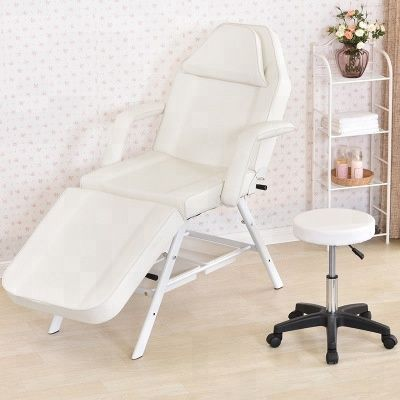 Low Price Hydraulic Beauty Bed Spa Body Massage Table Tattoo Chair Salon Equipment From China Factory Massage Table Salon Equipment Body Spa