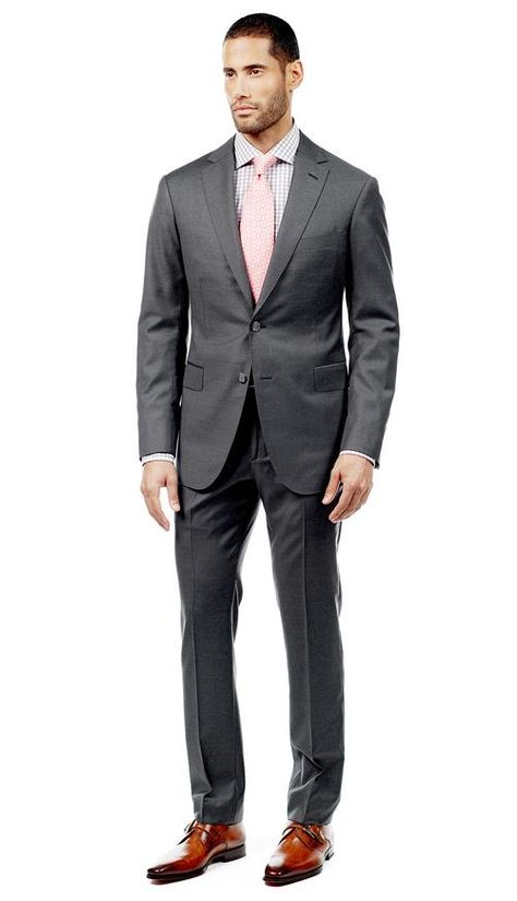 Loro Piana Gray Suit  #menswear #mensfashion #graysuit #mensstyle #glennplaid #wedding #weddingsuit #groom #groomssuit #groomsmen #groomsman #weddingstyle #suitandtie #bluesuit #plaidsuit #strippedsuit #pinstripes #tux #tuxedo #weddingtuxedo #blacktux