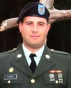 Army Pfc Anthony A Kaiser 27 Of Narrowsburg New York Died March 17 2007 Serving During Operation Iraq Fort Lewis Operation Iraqi Freedom Military Police