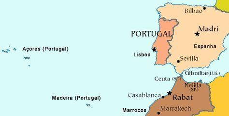 Mapa Onde Viveu A Ilha De Atlantida Proximo De Acores Mapa