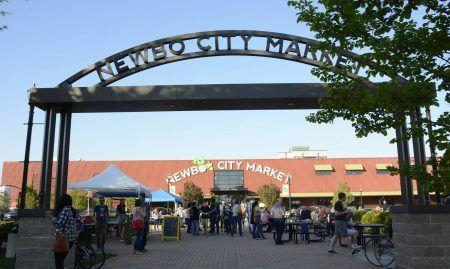 Newbo City Market In Cedar Rapids Ia Iowa