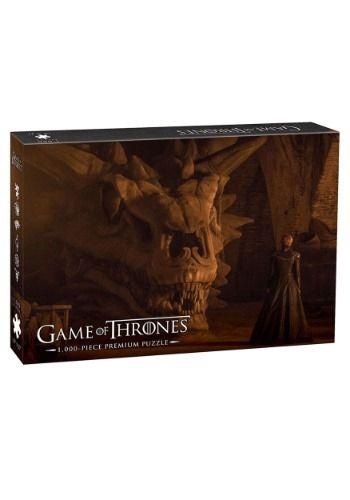 Game Of Thrones Premium Jigsaw Puzzle Balerion The Black Dread