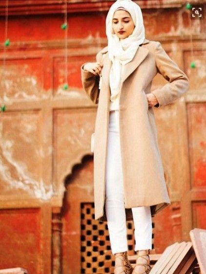 Blazer Wanita Muslimah Modern : blazer, wanita, muslimah, modern, Model, Blazer, Panjang, Wanita, Muslimah, Desain, Hijab,, Busana, Islami,, Hijab