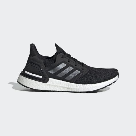 Ultraboost 20 Shoes Core Black Night Metallic Cloud