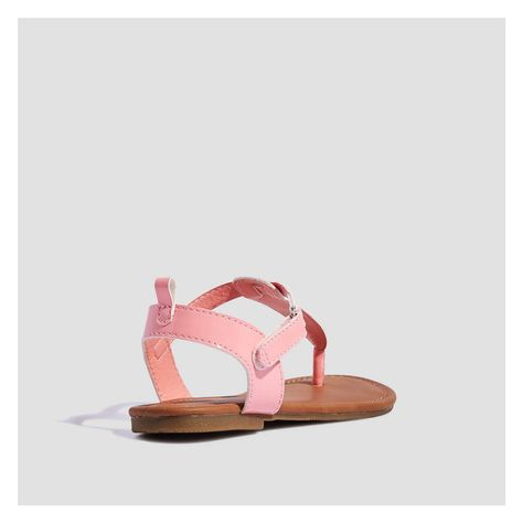 c1c516e8d8a Joe Fresh Kid Girls  Thong Sandal - Light Pink 13