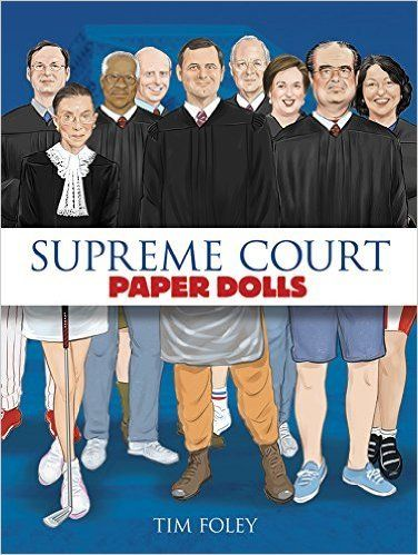 Supreme Court Paper Dolls Products Paper Dolls Vintage Paper
