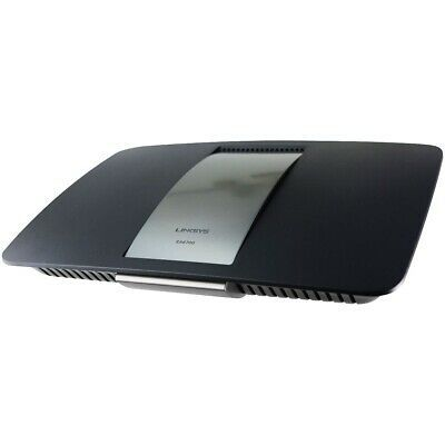 Details About Linksys Ac1750 Dual Band Smart Wi Fi Router Black Ea6700 In 2020 Linksys Dual Band Router