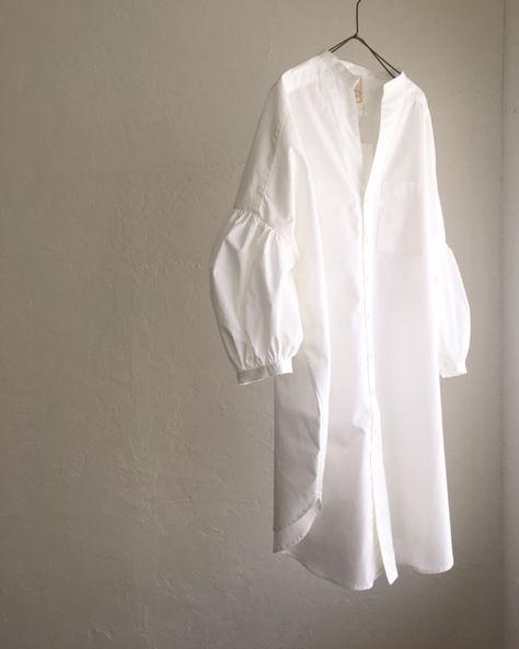 Womens Fashion - -New White Shirt and Harem Pants / Paradox / Short Sleeves Top womensfashioncasualasian Modest Fashion, Hijab Fashion, Fashion Dresses, Simple Dresses, Casual Dresses, Stylish Work Outfits, White Fashion, Designer Dresses, Dress Skirt