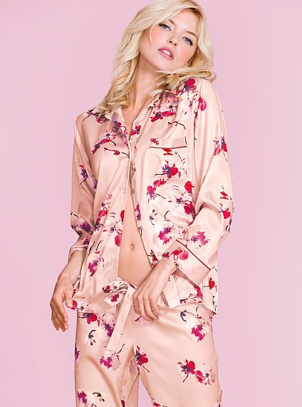 chinesische Nachthemden im Cheongsam-Stil und Unterw/äsche sind die ideale Wahl Pyjamas die die Beziehung zwischen Ehemann und Ehefrau verbessern