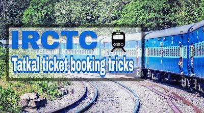 How To Book Tatkal Ticket Faster On Irctc Travel Dating Perfect Timing Tourism