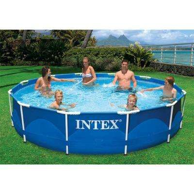 Above Ground Pools Pools The Home Depot Above Ground Swimming Pools In Ground Pools Above Ground Pool